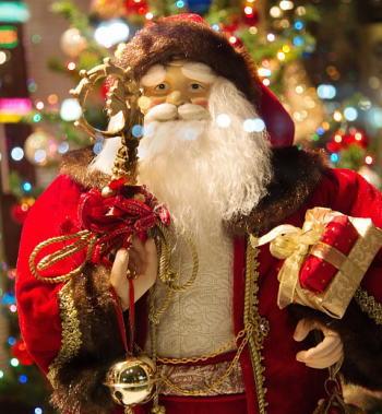 サンタクロースの起源!実は残忍で怖い人物が起源だった!?