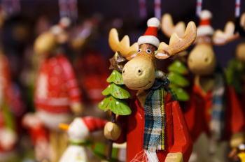 クリスマスにぴったり!トナカイのコスプレで子供と盛り上がろう!