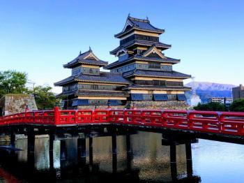 松本城(長野県)の城主って?!国宝松本城は誰の城だった?