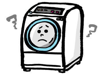 洗濯機の槽洗浄に掛かる時間