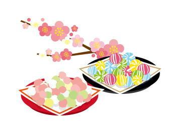 ひな祭りのお供え物! お菓子の定番といえば何? おすすめのお菓子は?