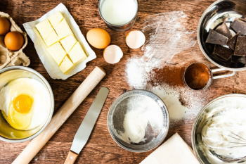 セリアのお菓子作り材料!ミックス粉で作る美味しいお菓子のレシピ!