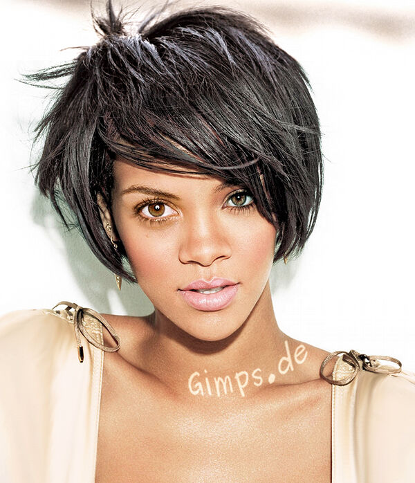 Short Black Hair Styles for Brunette Women