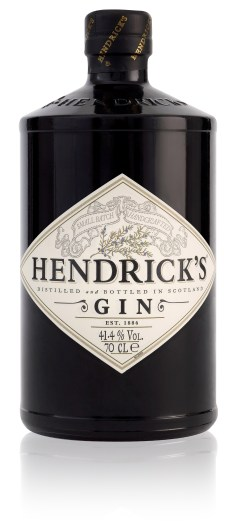 Hendricks-bottle