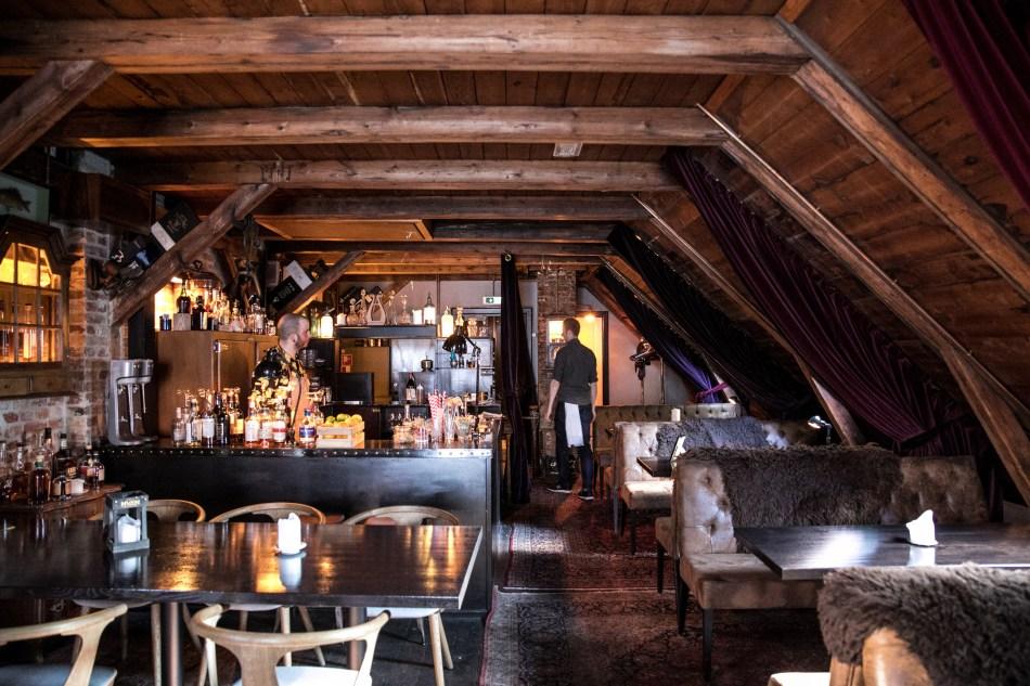 Lidkoeb top floor whisky bar Copenhagen-Copyright Virginia Miller