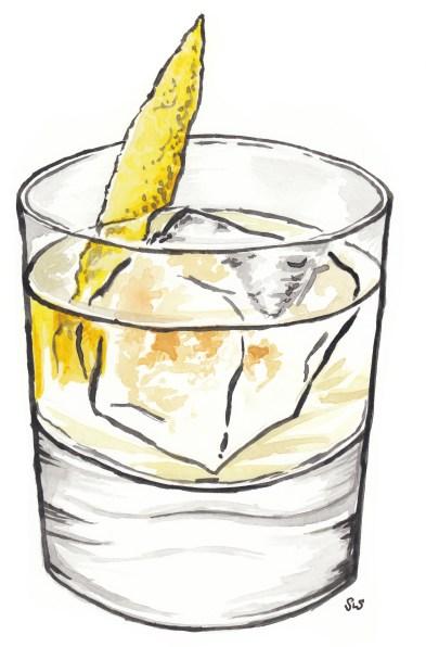 Gin Magazine #7 - Negroni Variations - Clarified Negroni