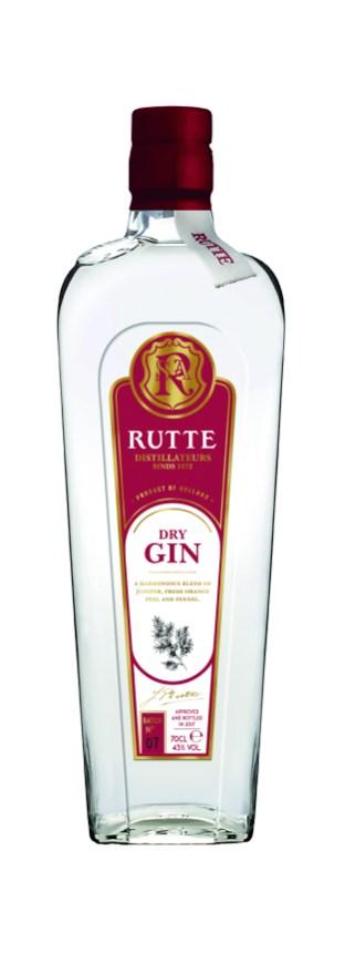 Rutte_Dry Gin
