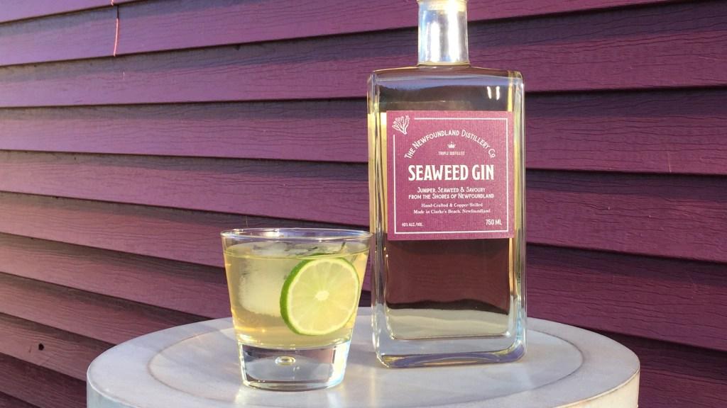 Newfoundland - Seaweed Gin