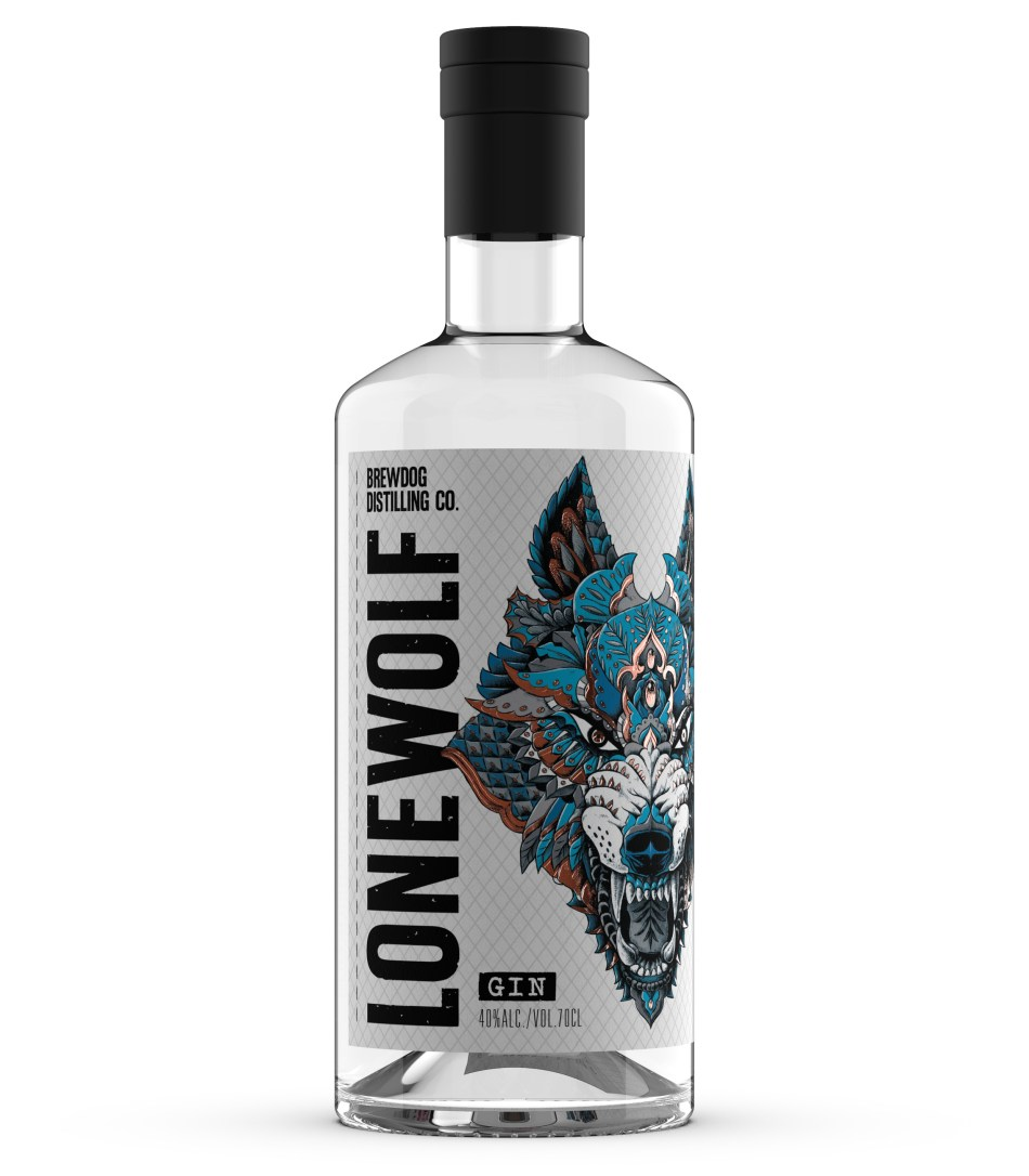 Lone Wolf 70cl