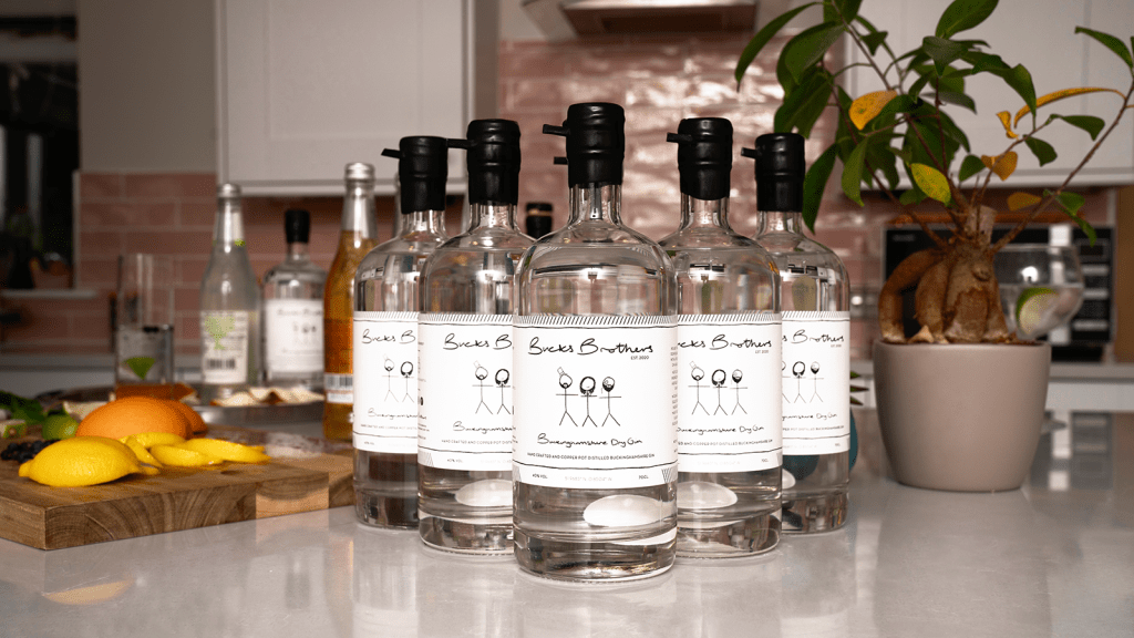 Bucks Brothers Buckinghamshire Dry Gin