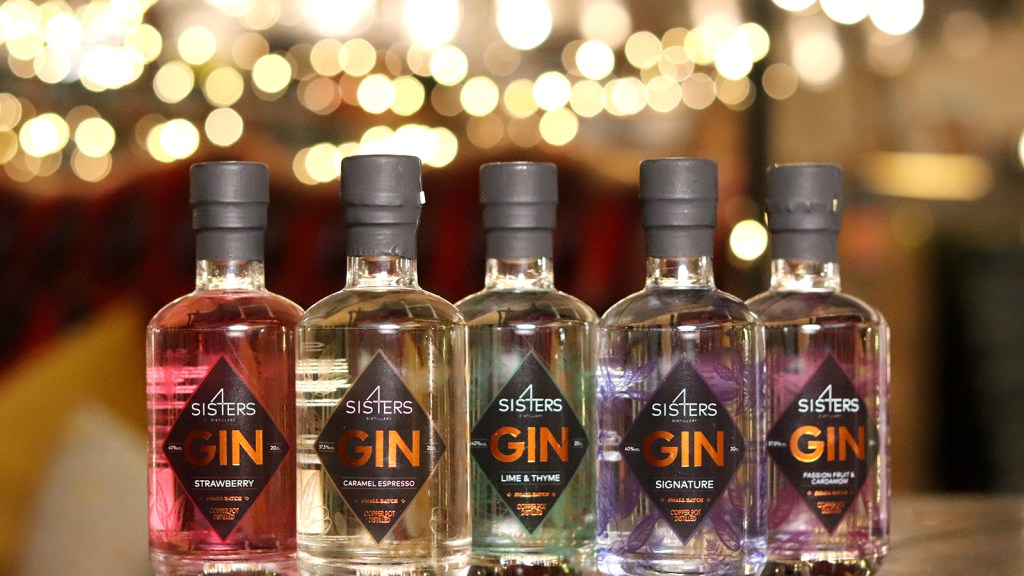 Sis4ers gin range