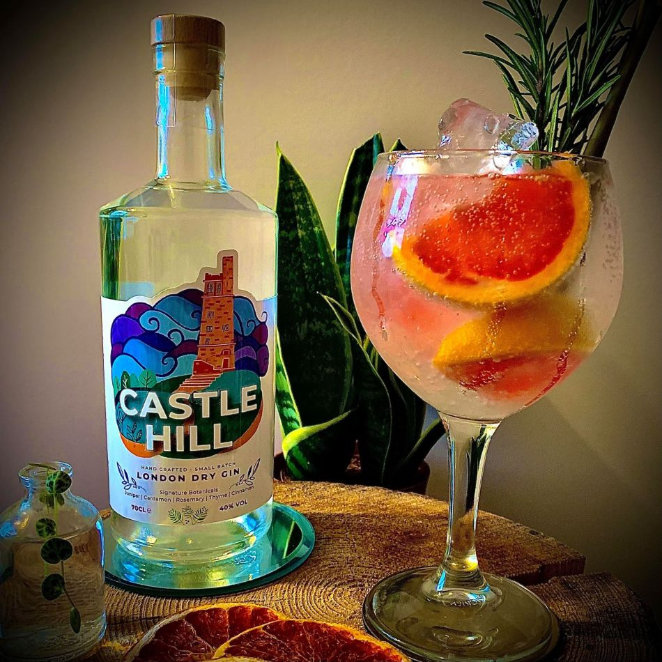 Castle Hill London Dry Gin