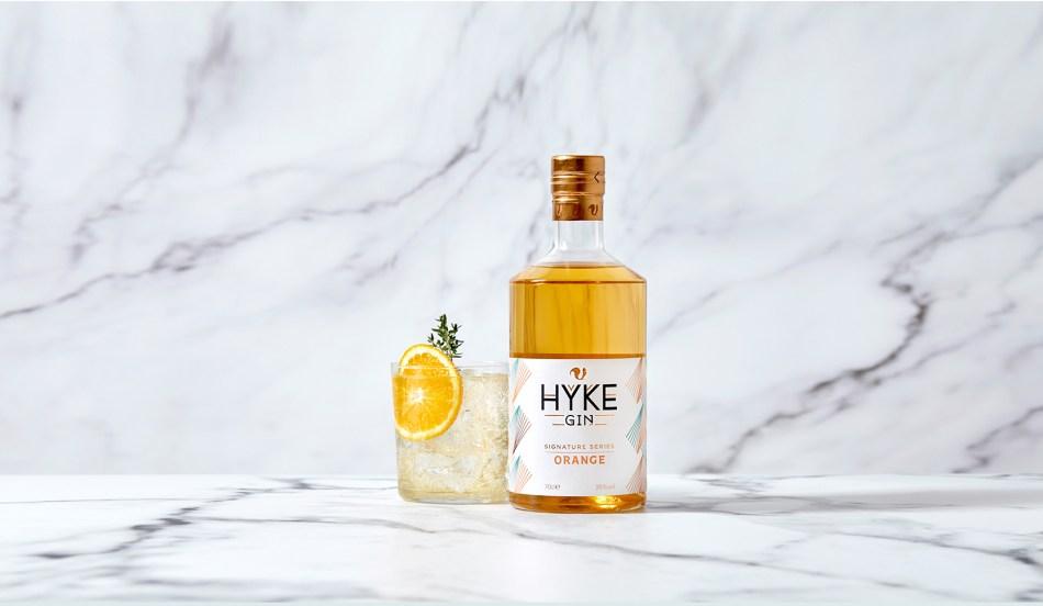 Foxhole Spirits Hyke Signature Series Orange gin