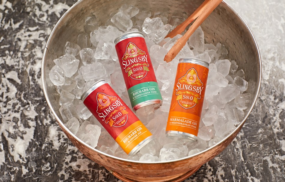 Slingsby Solo cans