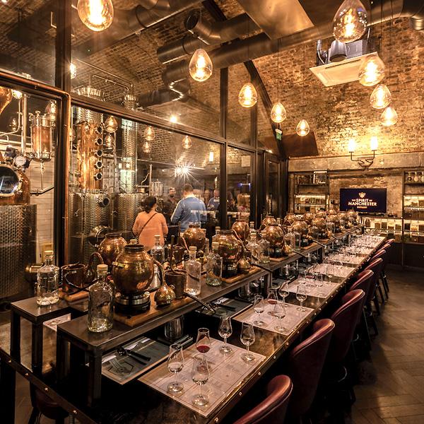 The Spirit of Manchester Distillery