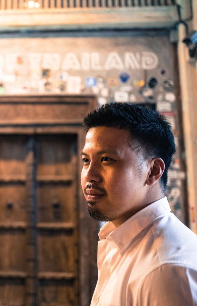 Niks Anuman-Rajadhon of Asia Today bar