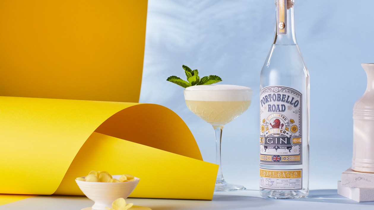 Portobello Road Distillery Celebrated Butter Gin