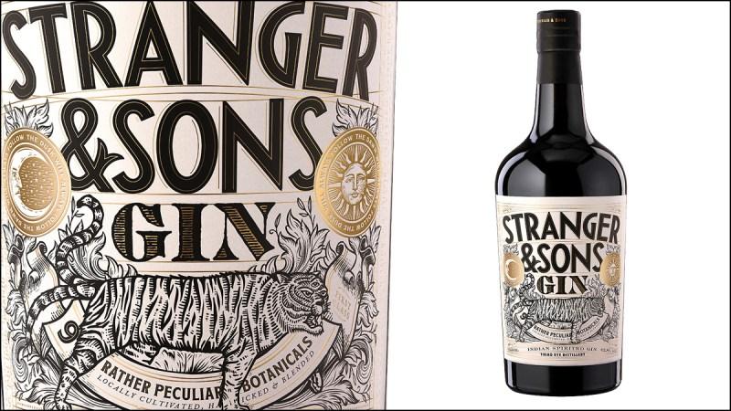 Stranger & Sons Indian Spirited Gin