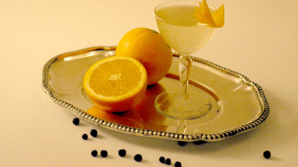 World Martini Day Marguerite cocktail