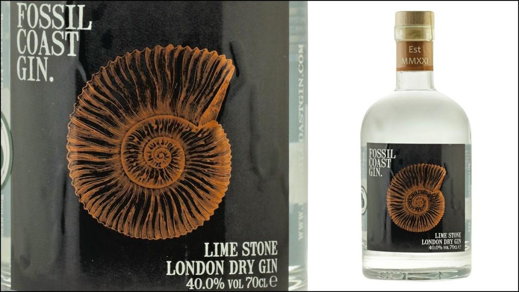 Fossil Coast Limestone Gin
