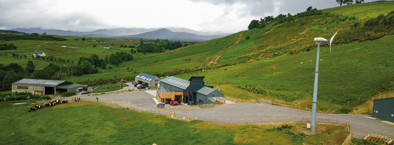 The GlenWyvis Distillery
