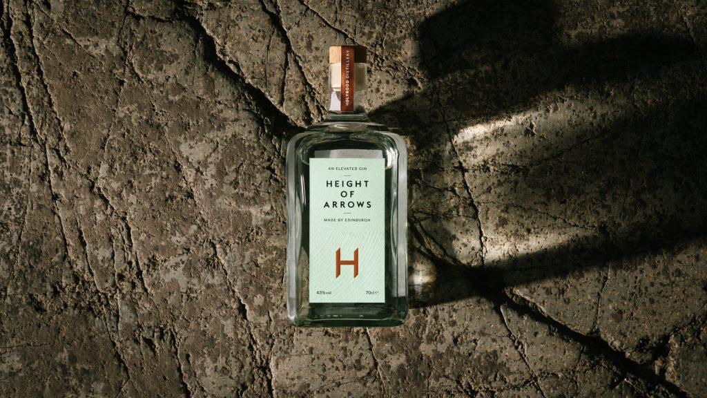 Height Of Arrows Gin Holyrood Distillery