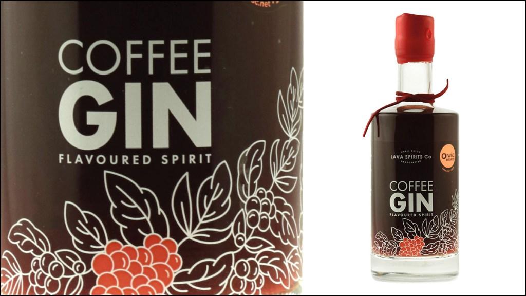 Lava Spirits Coffee Gin