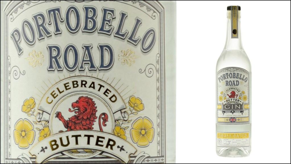 Portobello Road Celebrated Butter Gin