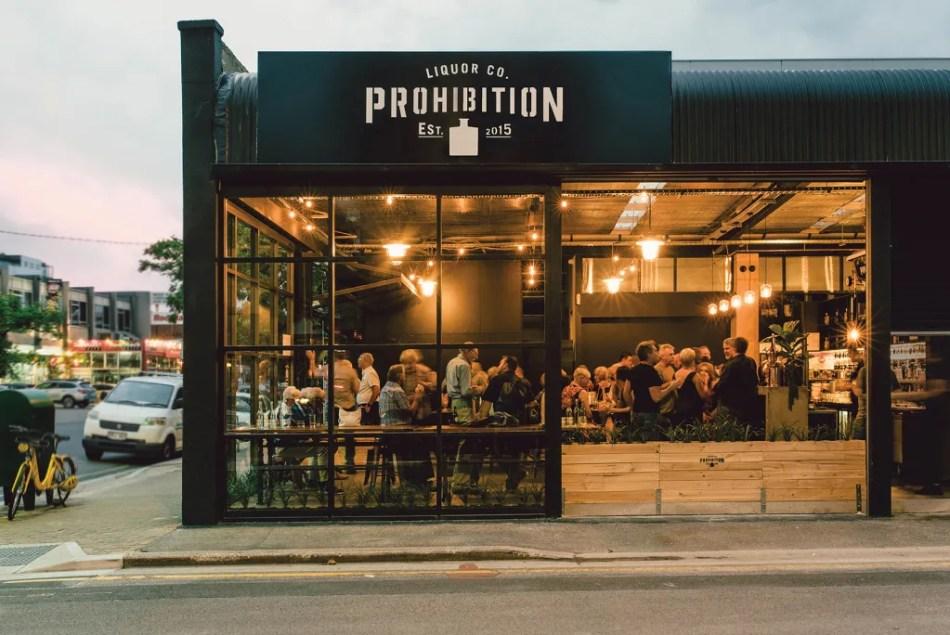 Prohibition Liquor Co.