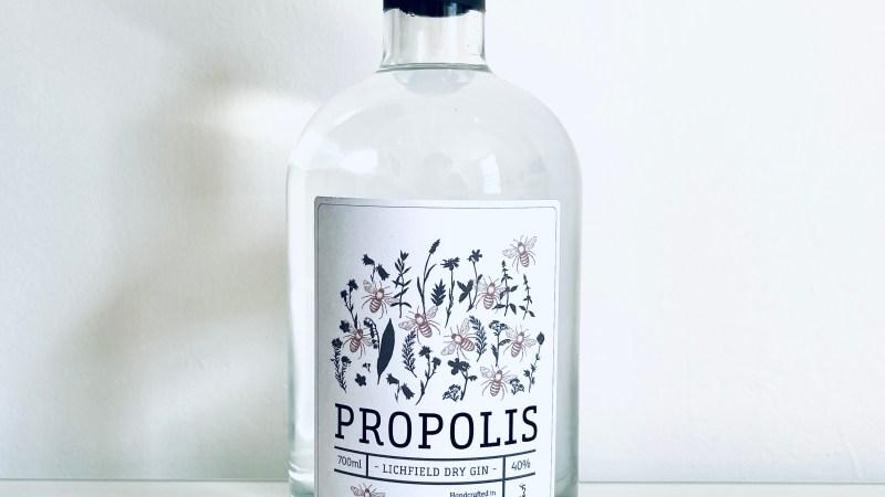 The Apiarist Propolis Gin