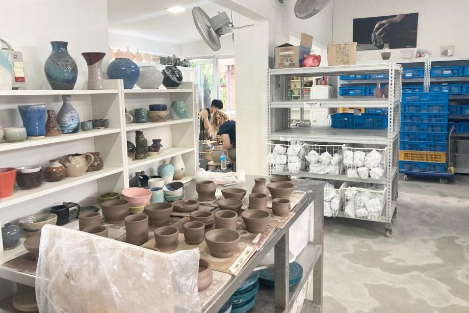 陶芸 シンガポール