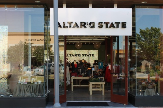 Altar'd State Christian Store
