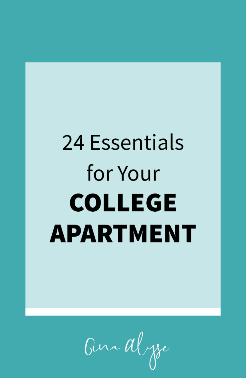 Stunning College Apartment Necessities Pictures - Home Design Ideas ...