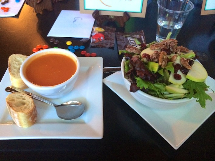Amelies French Bakery Soup & Salad