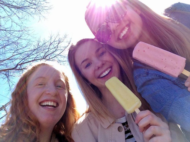 Food Truck Popsicles