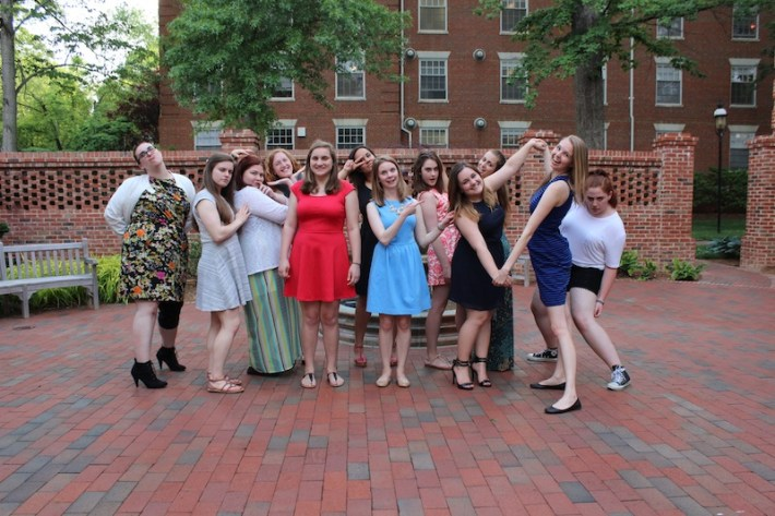 Sigma Alpha Omega Gamma Chapter