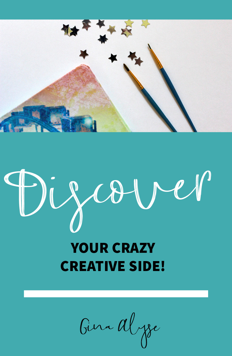 Discover Your Crazy Creative Side!