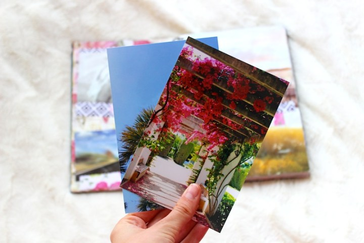 Free Prints: How to Make a Travel Journal That Inspires You