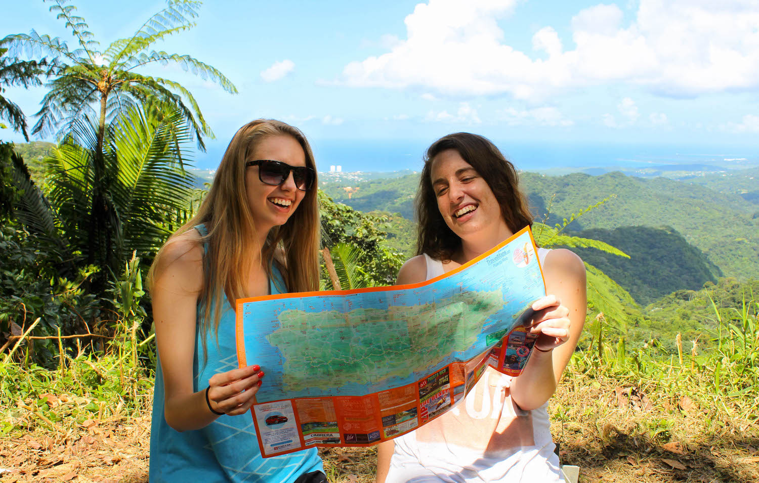 Puerto Rico Adventures - El Yunque Rainforest