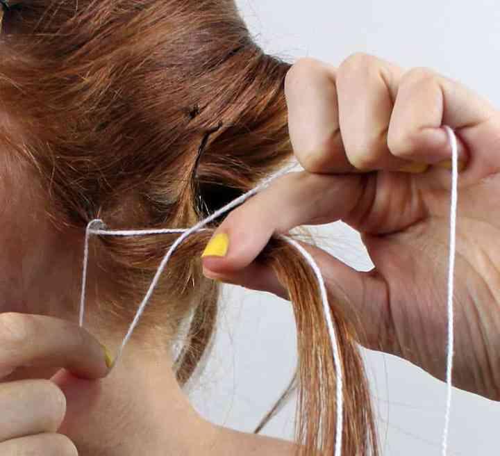 Hair Wrap Tutorial