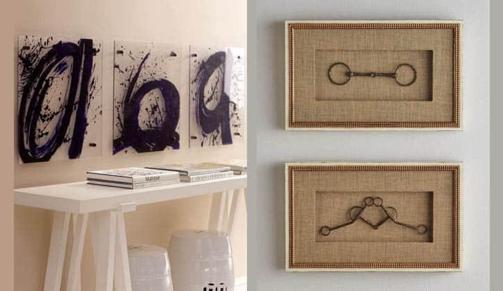 diy wall art inspiration - Gina Michele