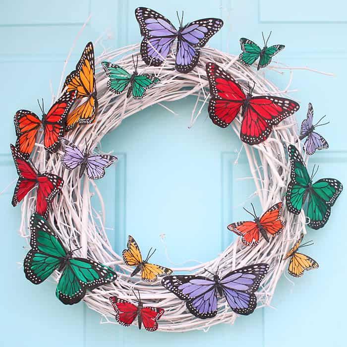 Michaels Crafts Butterflies