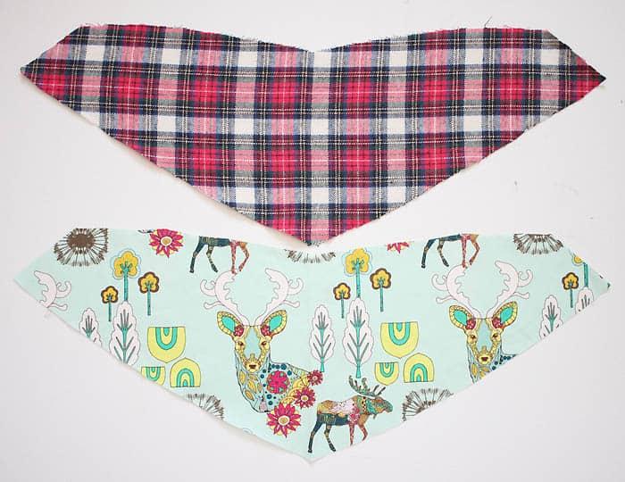 How to Sew a Baby Bandana Bib