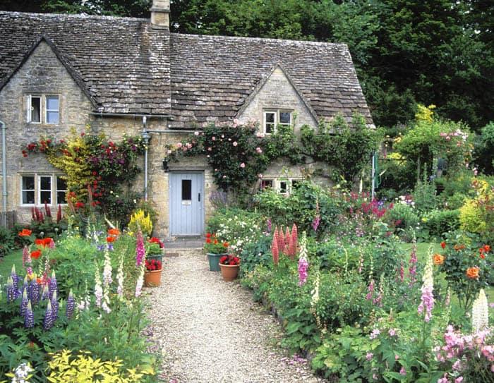 Cottage Garden Landscaping