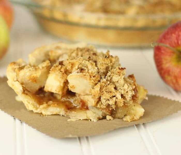 Apple Crumb Pie Recipe