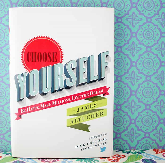 Choose Yourself by James Altucher- the Most Important Book I Read in 2016