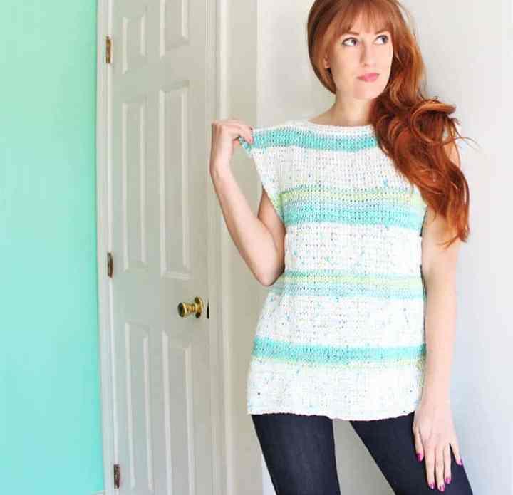 Free Spring Knitting Patterns