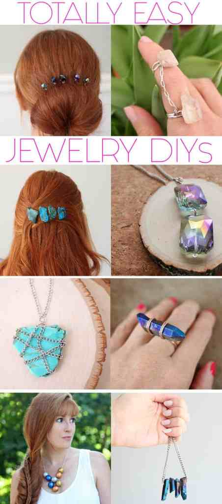 Totally Easy Jewelry DIYs