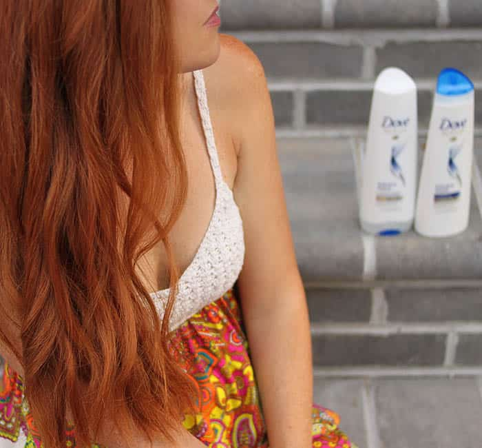 My Summer Tips for Healthy Hair