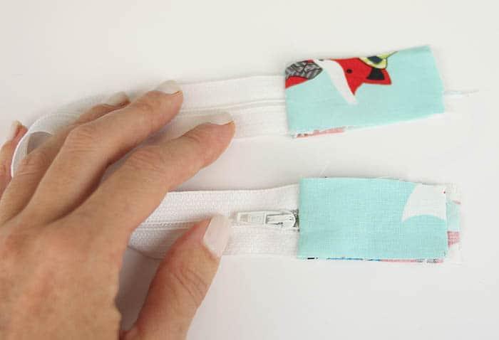 3 Ring Binder Pencil Case DIY